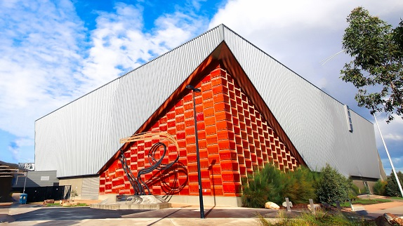 Wantirna State Basketball Center