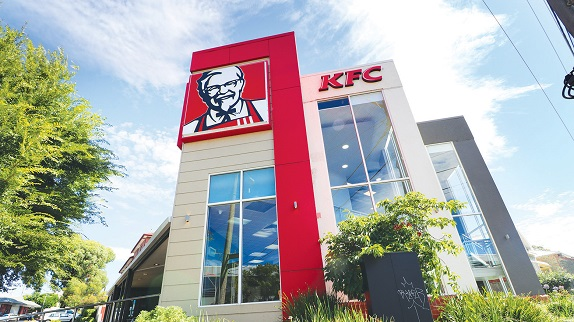 KFC Flemington - Lanskey Construction