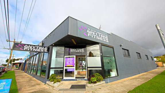 Anytime Fitness, Manifold Heights - Project Group