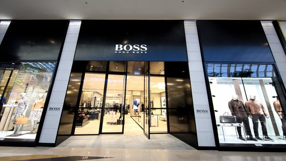Hugo Boss, Chadstone - Sidgreaves&Co