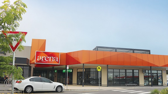 Arena Shopping Centre – Lanskey Construction
