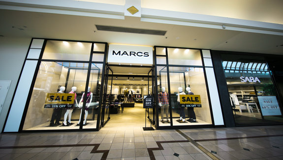 Marcs, Chadstone - TuProjects