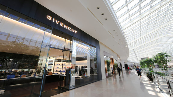 Givenchy, Chadstone - Sidgreaves&Co