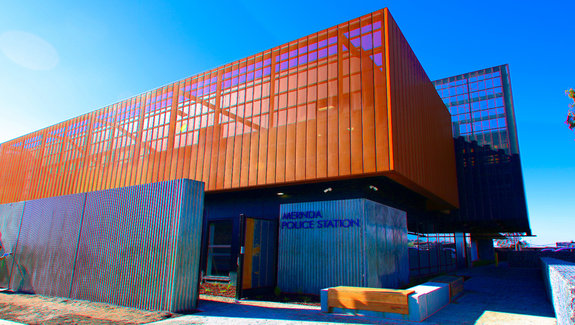 Mernda Police Station - ADCO Constructions