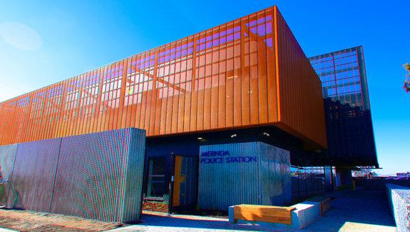 Mernda Police Station - ADCO Constructions