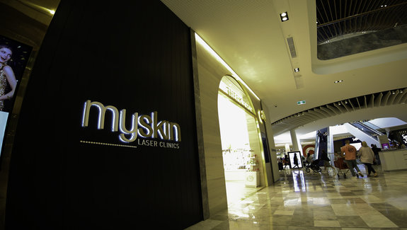 MySkin Laser Clinic, Eastland Shopping Centre, Ringwood - Tu Projects