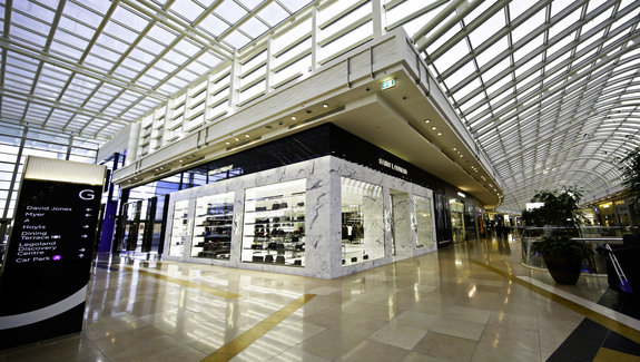 Yves Saint Laurent, Chadstone – Sidgreaves&Co
