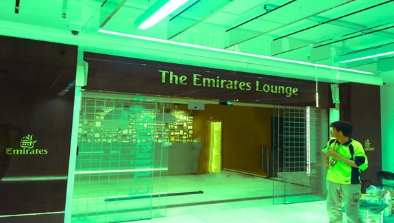 Emirates Lounge, Melbourne Airport - ADCO Constructions
