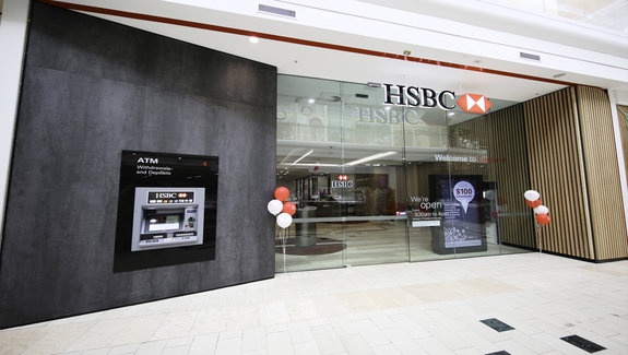 HSBC Bank, Eastland - Modus Projects