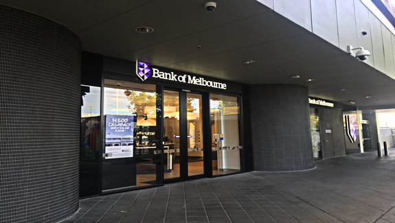 Bank of Melbourne, Highpoint - Modus Projects