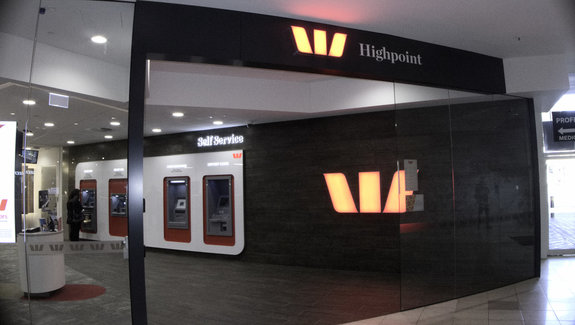 Westpac Bank, Highpoint - Modus Projects